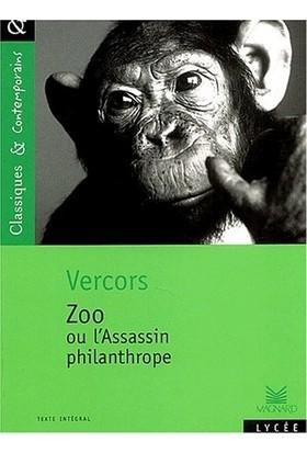Zoo : L'assassin philanthrope - Vercors