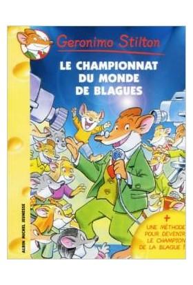 Le Championnat du monde des blagues (Tome 26) - Geronimo Stilton