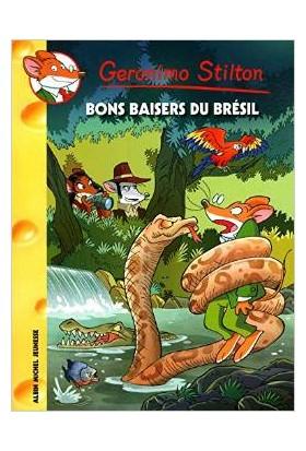 Bons Baisers Du Bresil (Tome 70) - Geronimo Stilton