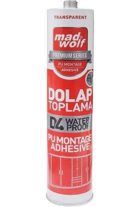 Mad Wolf Montaj Yapıştırıcı Silikonu Sıvı Çivi