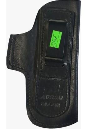 Glock 19-21 Iç Deri Taşıma Kılıfı