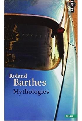 Mythologies - Roland Barthes