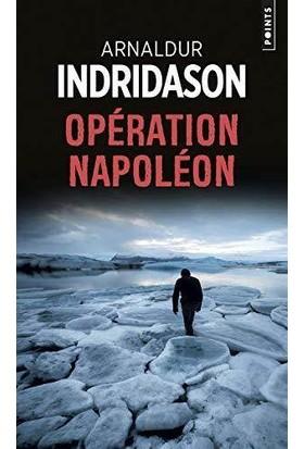 Operation Napoleon - Arnaldur Indridason