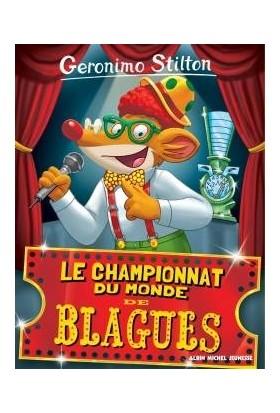Le Championnat Du Monde Des Blagues - N°26 - Geronimo Stilton