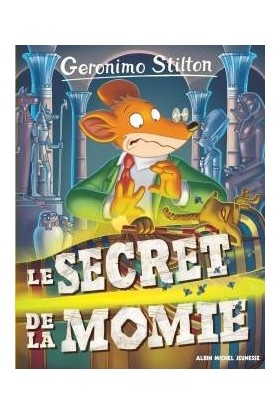 Le Secret De La Momie - N°44 - Geronimo Stilton