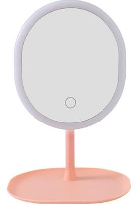 Ssmobil Led Işıklı Dokunmatik Makyaj Aynası SS-MK37