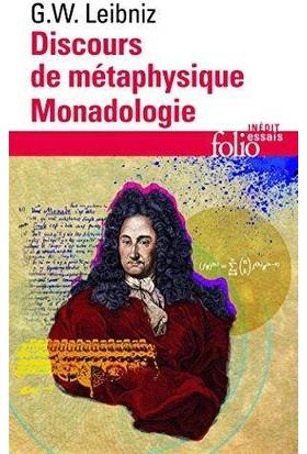 Discours De Metaphysique - Gottfried-Wilhelm Leibniz