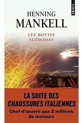 Les Bottes Suedoises - Henning Mankell