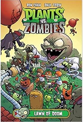 Plants Vs. Zombies 8: Lawn Of Doom - Paul Tobin