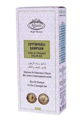 Alizade Zeytinyağlı Şampuan 450 ml