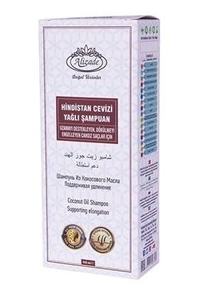 Alizade Hindistan Cevizi Yağlı Şampuan 450 ml