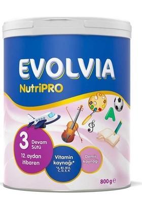 Evolvia NutriPRO 3 Devam Sütü 800 gr