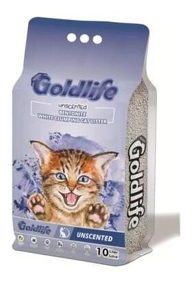 Goldlife Kedi Kumu Kokusuz