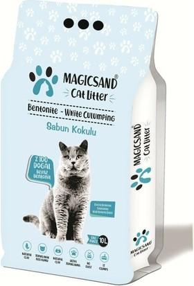 Magicsand Kedi Kumu Sabunlu