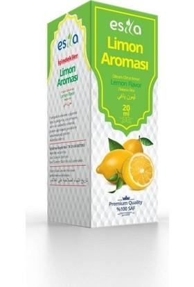 Esila 2 Adet Esila Limon Aroması 40 ml