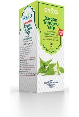 Esila 2 Adet Esila Isırgan Tohumu Yağı 40 ml