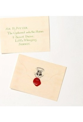 1001 Hediye Harry Potter Mektubu, Harry Potter Davetiye