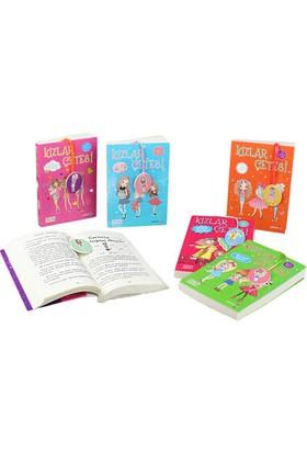 Kızlar Çetesi Kokulu 6 Kitaplık Set