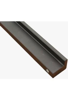 Azm Hırdavat Fulya Kulp Mat Siyah 64 mm