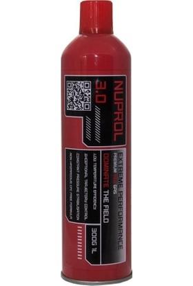 Nuprol 3.0 Air-Soft Red Gas (Büyük Boy)