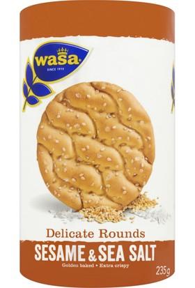 Wasa Round Deniz Tuzlu Atıştırmalık 235 gr