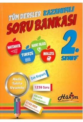 Hakim Yayınları 2. Sınıf Tüm Dersler Soru Bankası ve Zihinsel Gelişim Seti