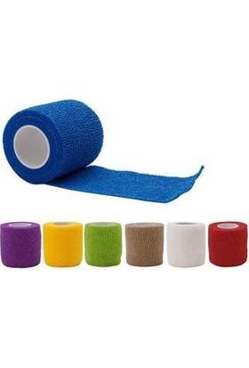 Biatape Coban Kendinden Yapışkanlı Mavi Renk Bandaj 2.5cmx4.5m