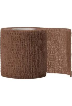 Biatape Coban Kendinden Yapışkanlı Kahve Rengi Bandaj 5cmx4.5m