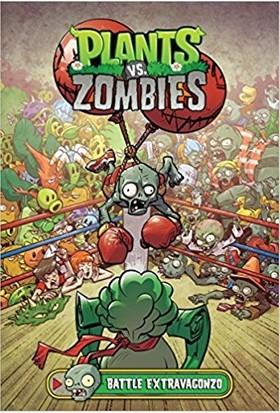 Plants Vs. Zombies 7: Battle Extravagonzo - Paul Tobin