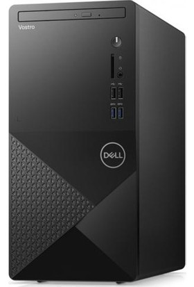 "Dell Vostro 3888 Intel Core I5 10400 8gb 1tb + 256GB SSD Windows 10 Pro Masaüstü Bilgisayar+Dell 21,5"" Monitör N603VD3888EMEA12"