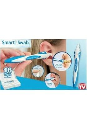 Smart Swab Akıllı Kulak Temizleyici Kulak Temizleme Cihazı Aparat Silikon Uç