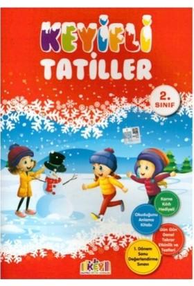 Key Yayınları 2. Sınıf Kış Tatil Kitabı