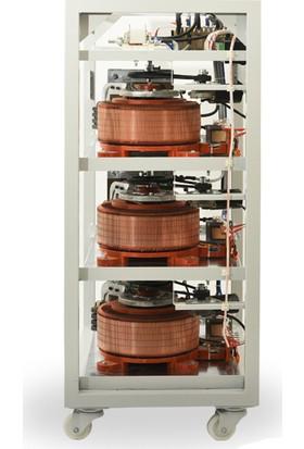 Siel Enerji 10,5 Kva Mikro Işlemcili Tam Otomatik Trifaze Voltaj Regülatörü