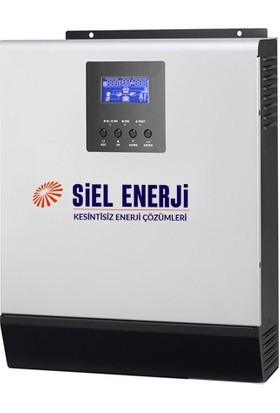Siel Enerji 3 Kva Tam Sinüs Akıllı Inverter