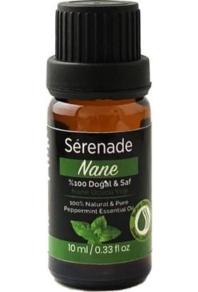 Serenade %100 Doğal Nane Uçucu Aromaterapi Cilt Bakım ve Masaj Yağı 10 ml