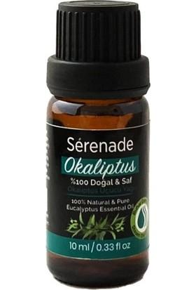 Serenade %100 Doğal Okaliptus Uçucu Aromaterapi Cilt Bakım ve Masaj Yağı 10 ml