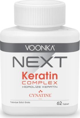 Voonka Next Keratin Complex 62 Tablet