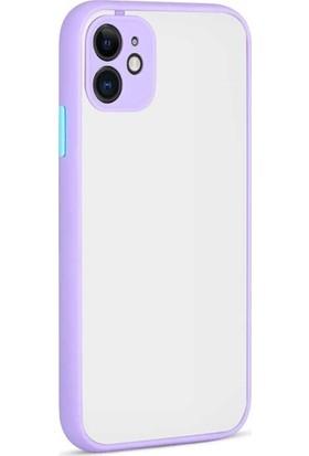 Gaga Apple iPhone 11 Lens Korumalı Arka Kapak