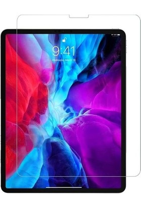 Kzn Samsung Galaxy Tab 4 SM-T532 Ekran Koruyucu Nano Kırılmaz Cam