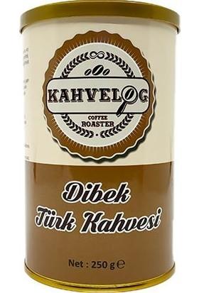 Kahvelog Dibek Türk Kahvesi 250 gr