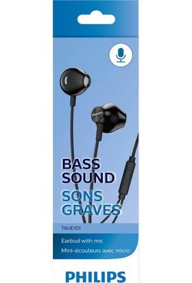 Philips TAUE101BK/27 Kulakiçi Mikrofonlu Kulaklık-Siyah