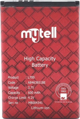 mytell Samsung L700 Batarya