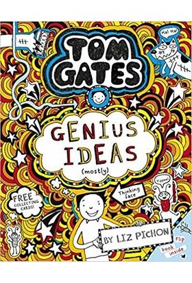 Genius Ideas Mostly (Tom Gates 4) - Liz Pichon