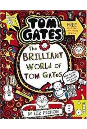 The Brilliant World Of Tom Gates 1 - Liz Pichon