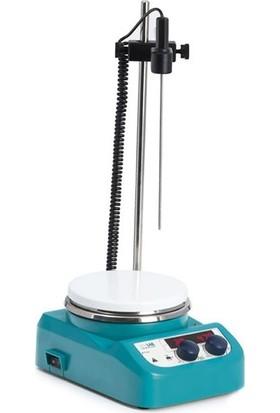 Isolab Manyetik Karıştırıcı Isıtıcı Tablalı Rt 280 °C / 100 1500 Rpm Zaman Ayarsız