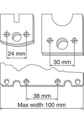 Tormek Profil Jilet Bileme Aparatı Svp-80