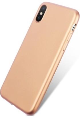 Pars Samsung Galaxy Note 9 Gold Silikon Kılıf