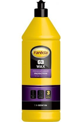 Farecla G3 Wax Premium Liquid Cila 1 Litre + Cila Süngeri