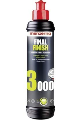 Menzerna Final Finish 3000 Hare Giderici Cila 250 ml