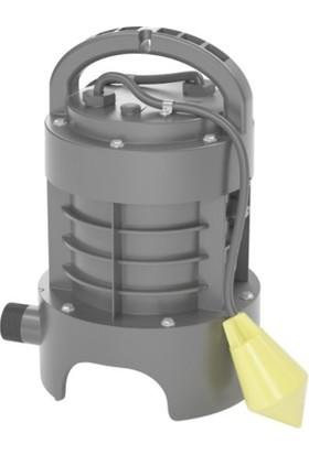 Sanihydro Fransız Sanipump Öğütücü Bıçaklı Dalgıç - 1500 Watt - 220 V